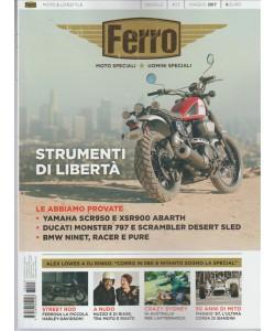 FERRO ( Moto Speciali-Uomini Speciali ) - mensile n. 23 Maggio 2017