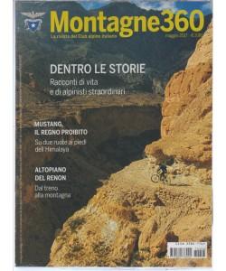 Montagne 360 - mensile n. 56 Maggio 2017