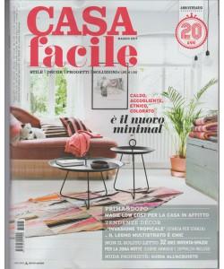 """Casa Facile - mensile n. 5 Maggio 2017 """"anniversario 20 anni"""""""