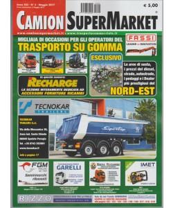 Camion Super Market - mensile n. 5 Maggio 2017