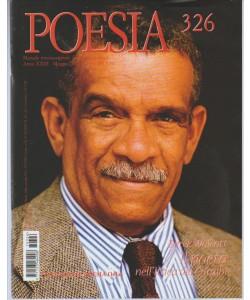 """POESIA - mensile n. 326 Maggio 2017 """"Derek Walcott"""""""