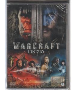 DVD - Warcraft - L'Inizio - Regista: Duncan Jones