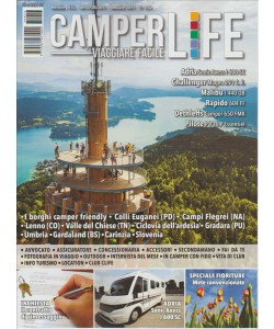 Camperlife - mensile n. 53 Mggio 2017