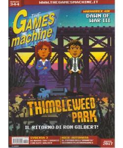 The Games Machine - mensile n. 344 Maggio 2017