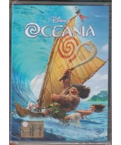 DVD Disney: Oceania - Regista: Ron Clements, John Musker