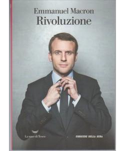 Instant Book Corriere della Sera  - Rivoluzione - Emmanul Macron