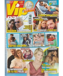 Vip Party  - mensile n. 5/6 maggio 2017