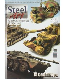 "Steel Art - mensile n. 161 Maggio 2017 ""B1 Centauro 1/35"""