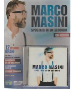 CD - Marco Masini - Spostato di un secondo by Sorrisi e canzoni TV