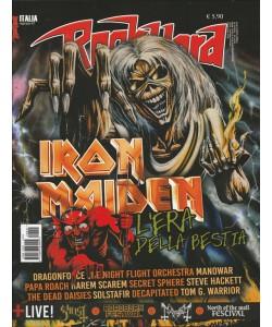 "RockHard Italia - bimestrale n. 41 - Maggio 2017 ""Iron Maiden"""