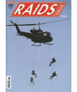 Raids Italia - mensile n. 356 Maggio 2017