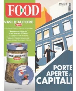 FOOD - mensile n. 5 Maggio 2017