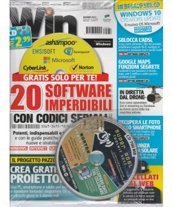 Win Magazine vers.CD - mensile n. 6 (232) Giugno 2017