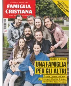 Famiglia Cristiana - settimanale n. 21 - 21 Maggio 2017