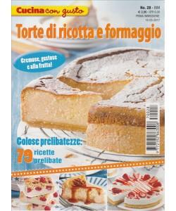 Cucina con Gusto - bimestrale pocket n. 28 Maggio 2017