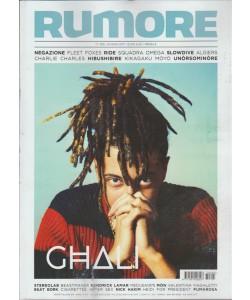 "Rumore - mensile n. 305 Giugno 2017 ""GHALI"