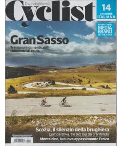 """Cyclist ed. italiana - mensile n. 14 Giugno 2017 """"Gran Sasso"""""""