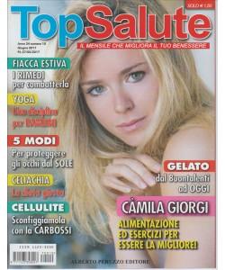 "Top Salute - Mensile n. 10 Giugno 2017 ""Càmila Giorgi"""