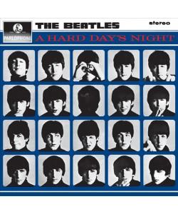 "Vinile 33 girio 180 gr. The Beatles ""A HARD DAY'S NIGHT"""