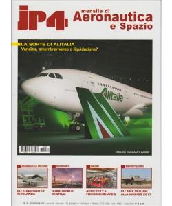 JP4 - Mensile Aeronautica e spazio n. 6 Giugno 2017