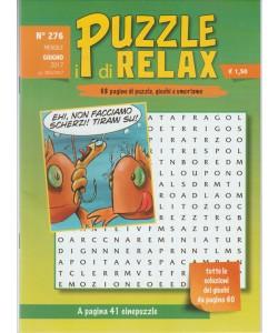 I Puzzle di Relax - mensile n. 276 Giugno 2017