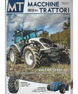 """Macchine Trattori - mensile n. 173 Giugno 2017 """"Valtra serie A4"""""""