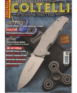 """Coltelli - Mensile n. 82 Giugno 2017 """"Livorno - lame in fortezza"""""""