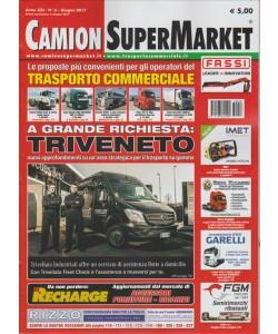 Camion Super Market - mensile n. 6 Giugno 2017