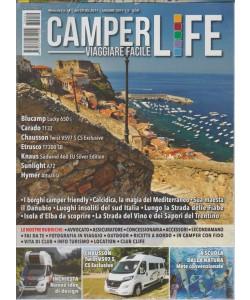 CamperLife - mensile n. 54 Giugno 2017 + Atlante stradale (delle aree di sosta)