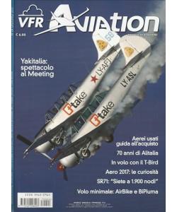 "VFR Aviation - mensile n. 24 Giugno 2017 ""Yakitalia: spettacolo al Meeting"""
