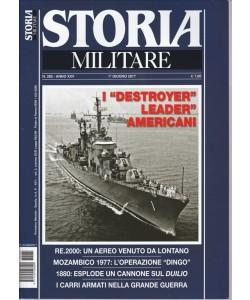 """Storia Militare - mensile n. 285 giugno 2017 """" i Destroyer leader americani"""""""