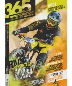 """365 Mountain Bike Magazine - mensile n. 65 Giugno 2017 """"Lago Maggiore bike"""""""