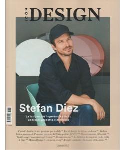 """Icon Design - mensile n. 15 Giugno 2017 - """"Stefan Diez.: progetta il passato"""""""