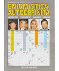 Enigmistica Autodefinita - mensile n. 329 Luglio 2017