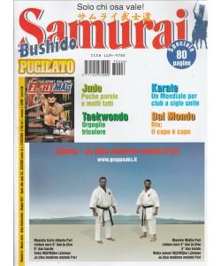 """Samurai (Bushido-Pugilato)-mensile n.6 giugno 2017""""Taekwondo orgoglio tricolore"""""""