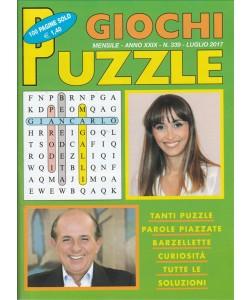 Giochi Puzzle - mensile pocket n. 339 Luglio 2017