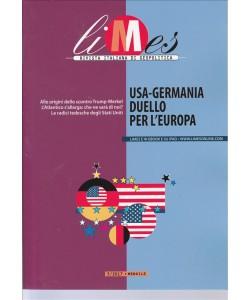 Limes (rivista italiana di Geopolitica - mensile n. 5/2017