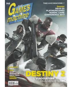 """The Games Machine - mensile n. 345 Giugno 2017 """"Destiny 2"""""""