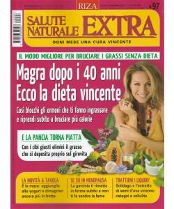 """RIZA - Salute Naturale Extra - mensile n. 97 Giugno 2017 """"e la pancia torna piatta"""""""