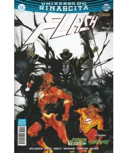 FLASH (67) 11 - DC Comics Lion