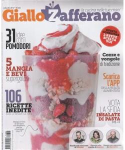 Giallo Zafferano (la cucina nelle tue mani) - mensile n. 4 Luglio 2017