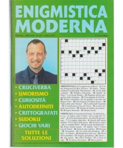 Enigmistica Moderna - mensile n. 345 - Luglio 2017
