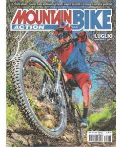 Mountain Bike Action - mensile n. 7 Luglio 2017