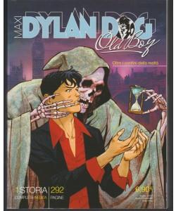 Maxi Dylan Dog Old Boy-quadrimestr.n.30 Luglio 201-Oltre i Confini della realtà