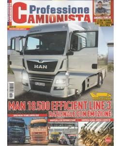 Professione Camionista - mensile n. 227 Luglio 2017 - Man 18500 Effcient Line 3