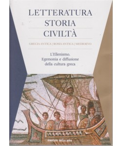 Letteratura Storia  Civiltà - Le opere del Corriere della sera - volume 2 - settimanale - Grecia antica - Roma antica - Medioevo