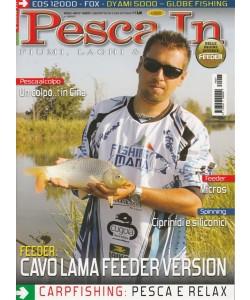 Pesca In - mensile n. 7 Luglio 2017 - Cavo lama dFeeder version