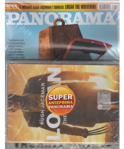 "Panorama - settimanale n. 28(2666) - 29 Giugno 2017 + DVD ""Logan"""