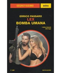 LEX-Bomba Umana di Errico Passaro
