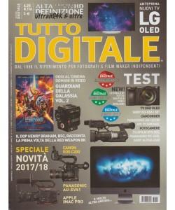"Tutto Digitale - bimestrale n. 114 - Luglio 2017 ""Nuovi TV LG Oled"""
